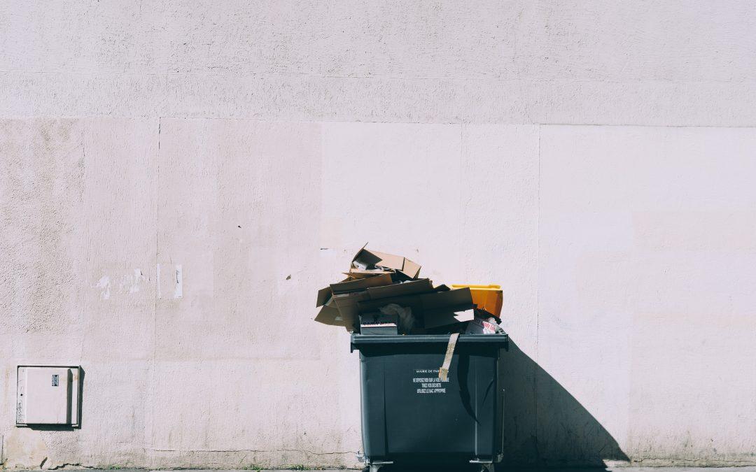 Tips om minder afval te produceren